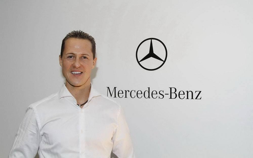 迈克尔舒马赫,法拉利,梅赛德斯 - 奔驰,公式1,赛跑,商标,世界冠军图片