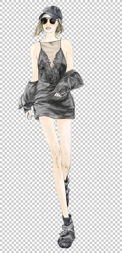 模特时装设计免费,模型PNG剪贴画名人,画,摄影,时尚,时尚插画,女图片