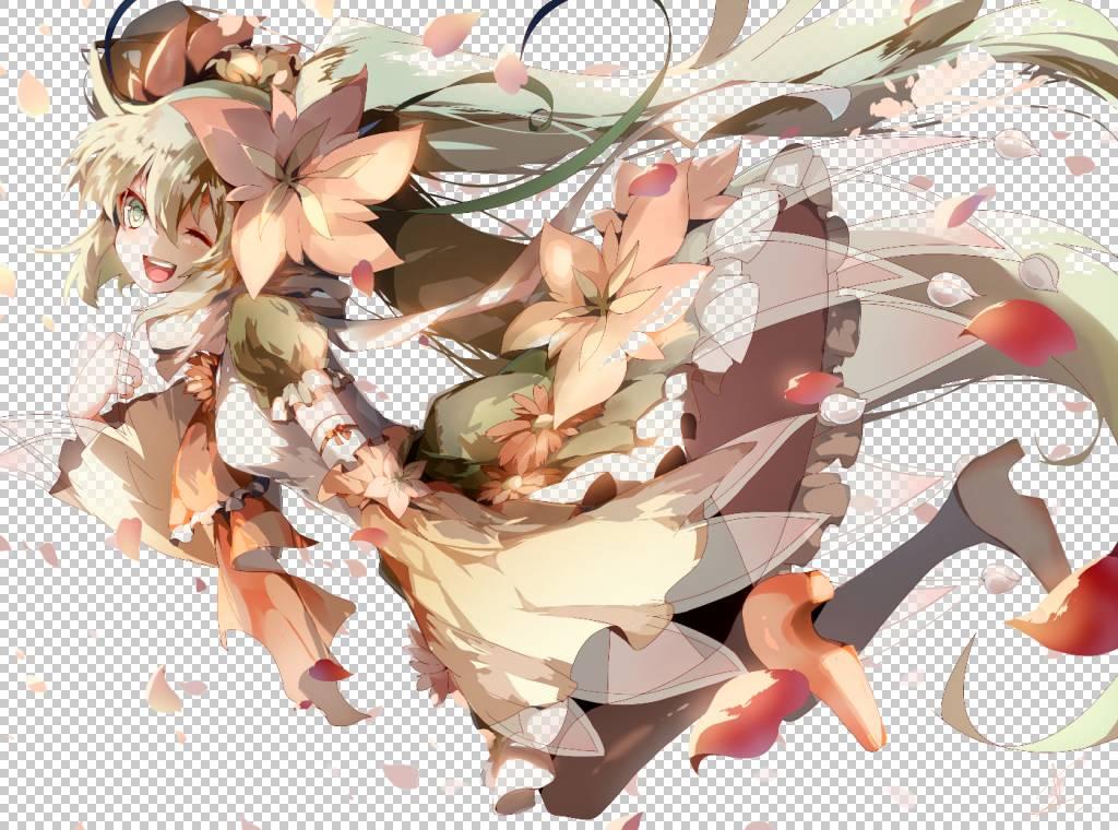 动画动漫初音未来,动画女孩PNG剪贴画插花,时尚女孩,漫画,时尚,卡图片
